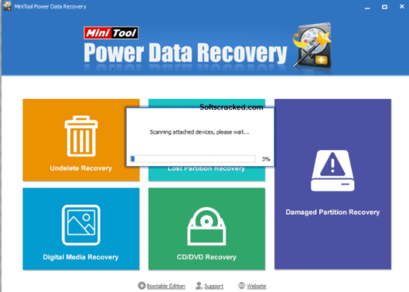 MiniTool Power Data Recovery Business Technician Crack Serial key