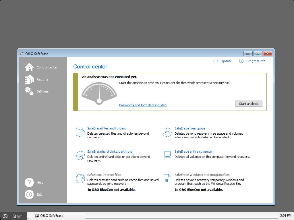 O&O BlueCon Admin Tech Edition Crack License Key
