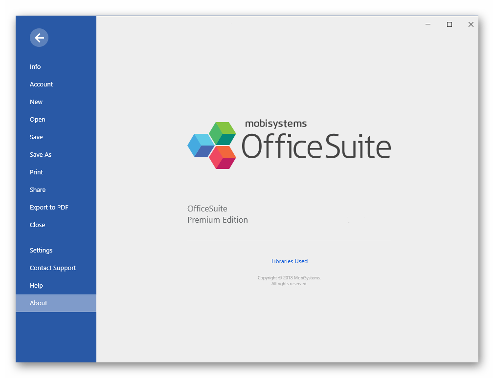 OfficeSuite Premium Crack Serial Key