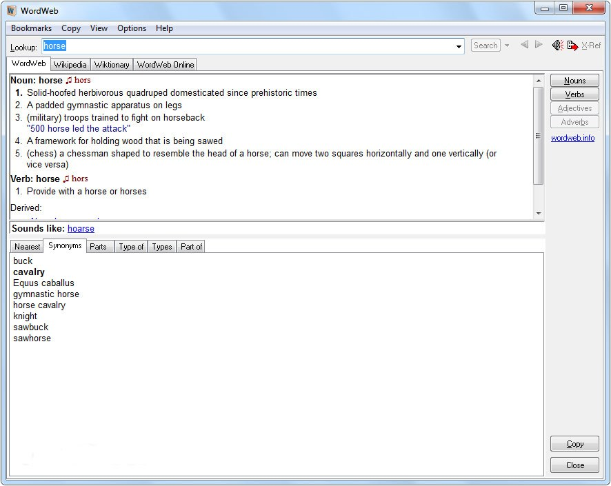 WordWeb Pro Ultimate Reference Bundle Serial Key