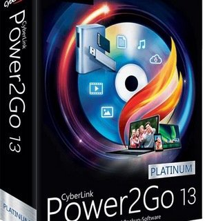 CyberLink Power2Go Platinum Crack Key