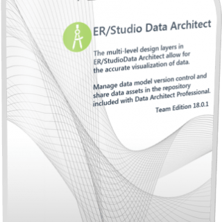 IDERA ER Studio Data Architect Crack