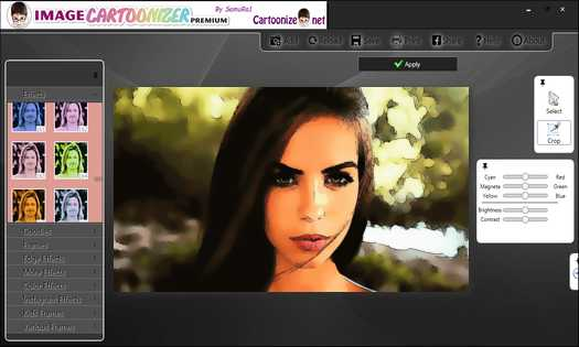 Image Cartoonizer Premium  Crack Serila Key