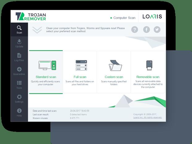 Loaris Trojan Remover Crack patch