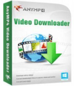 AnyMP4 Video Downloader Crack