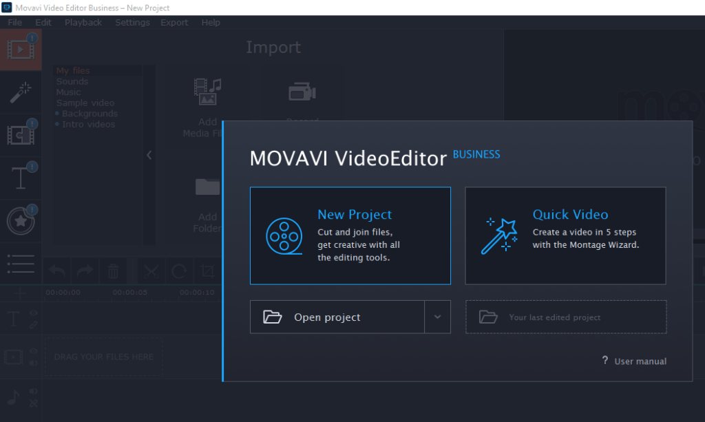 Movavi Video Editor Business Crack Serial Key