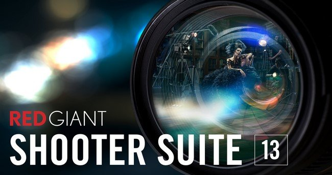 Red Giant Shooter Suite crack patch
