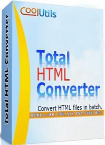 Coolutils Total HTML Converter Crack
