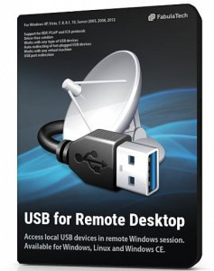 FabulaTech USB for remote computer cracking