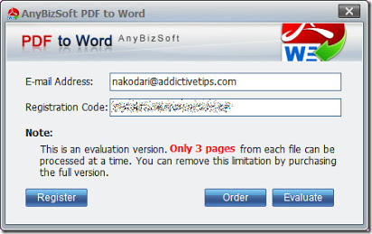 Aiseesoft PDF to Word Converter Crack