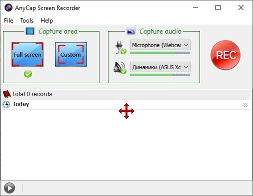 Anycap Screen Recorder Crack Patch