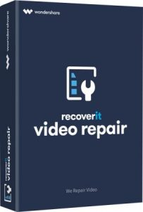 Recoverit Video Repair Crack