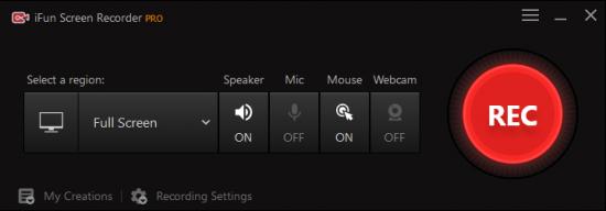 IObit iFun Screen Recorder Pro crack