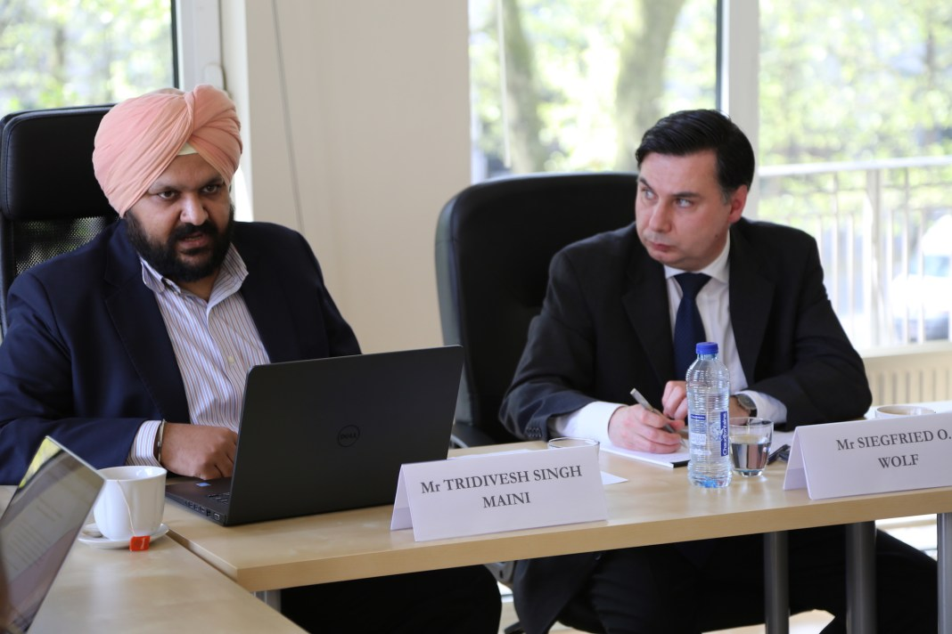 """, SADF Roundtable Discussion: """"Trump's foreign policy: Opportunities and challenges for India"""""""