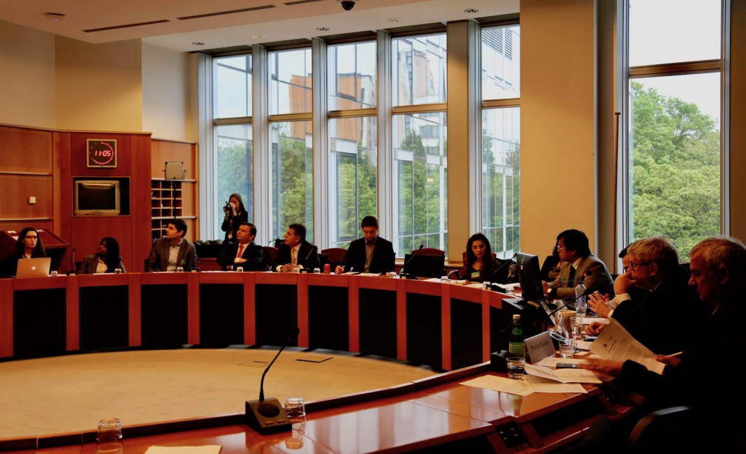 , SADF EVENT: The European Union and the China's Regional Integration Initiative: One Belt, One Road (OBOR)
