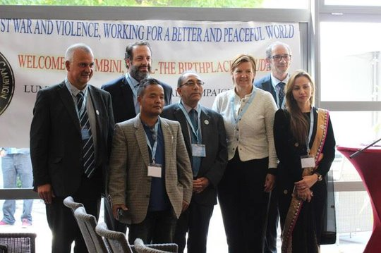 , General Assembly of Lumbini-Kapilvastu Global Campaign, Belgium