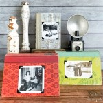 Book Decor with Reader's Digest Books
