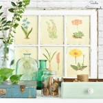 Thrift Shopping for Botanical Decor or Garden-Inspired Decor