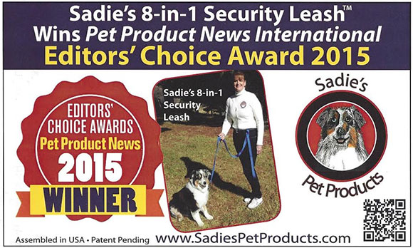 2015 pet products award