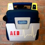 Outdoor AED