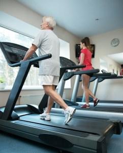 Treadmill injuries