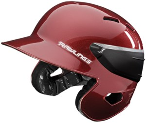 Baseball helmets and concussions