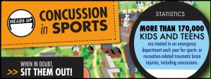 Concussion risk management