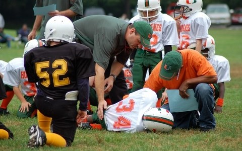 Tackle football and concussions