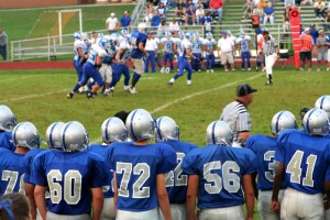 Concussion in youth football