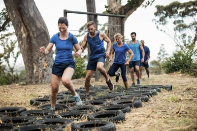 Insurance for mud run and obstacle course run events