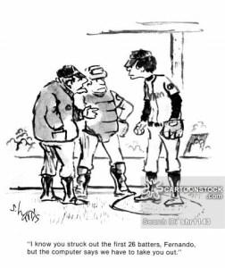 Pitching Injury