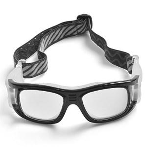 Protective eyewear for athletes