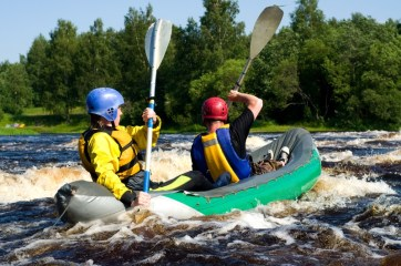 whitewater rafting guide insurance