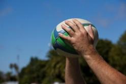 sports ball transmitting covid