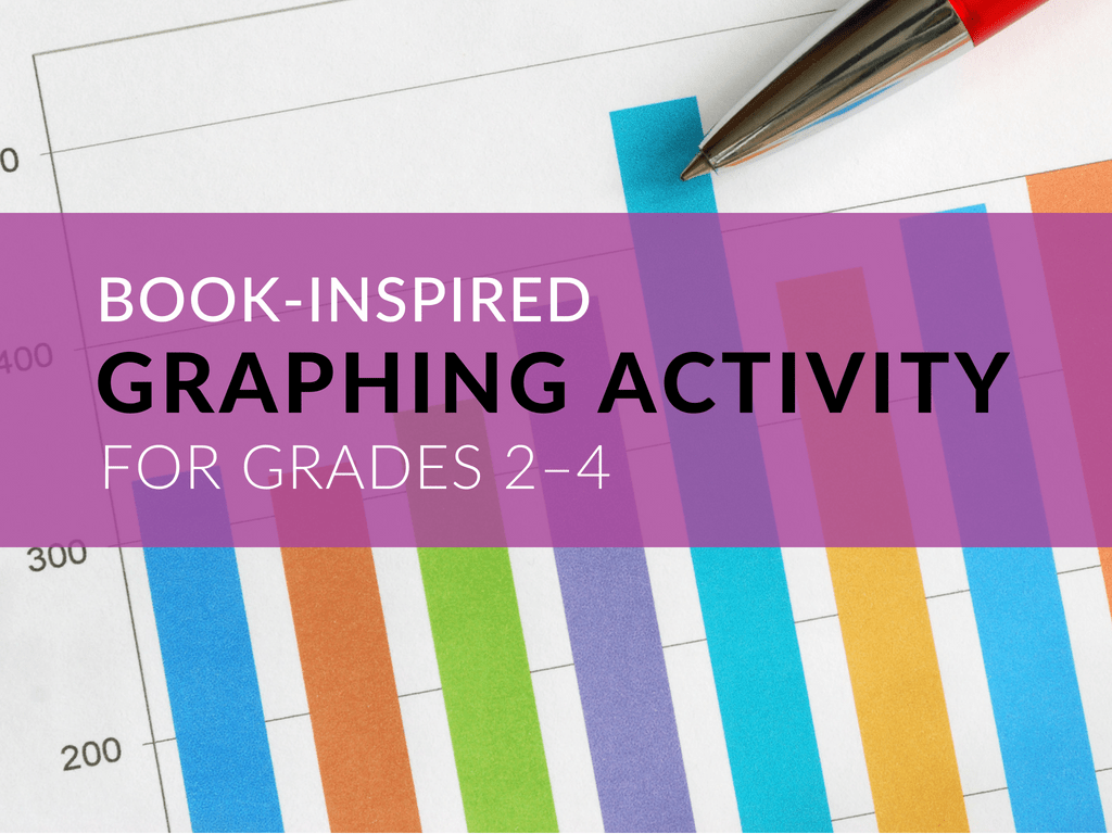 Book Inspired Graphing Activity Worksheets Grades 2 4