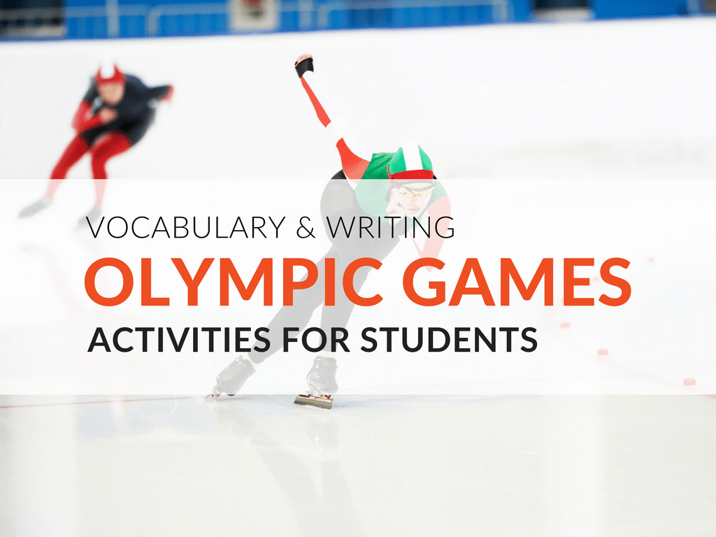 Olympic Activities For Students That Will Strengthen