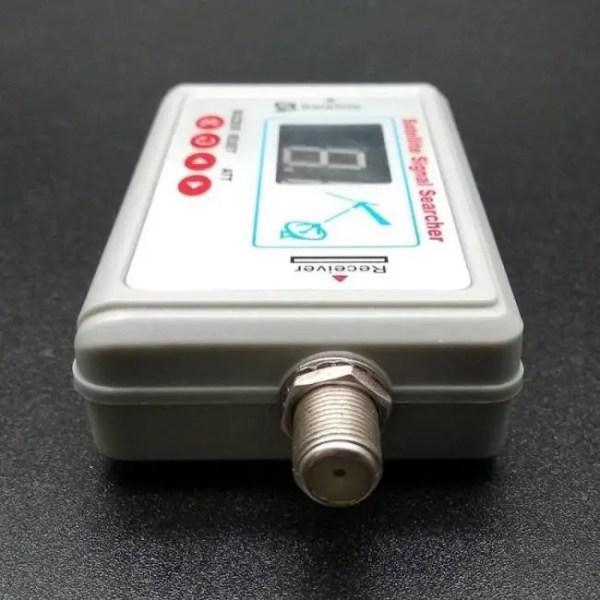 FREE SHIPPING Digital Satellite TV Signal Meter Finder for FTA DIRECTV RV DISH digital