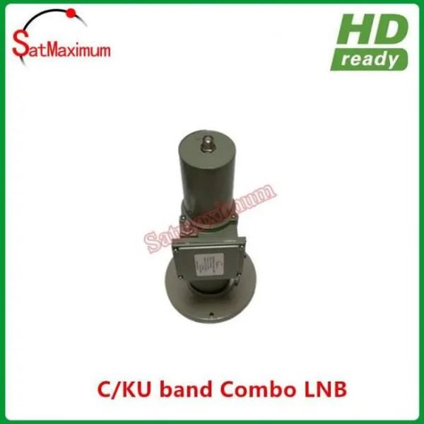 FREE SHIPPING Universal C Ku Band CKU LNB LNBF Linear Polarization FTA discount