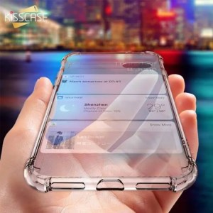 Phone Cases Shockproof Soft Silicone Transparent Cases For iPhone Models Cases