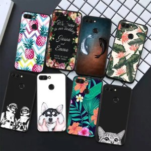 Phone Cases Ultra Thin Soft Semi Transparent Stylish Silicone TPU Phone Cases For Huawei Series Cases