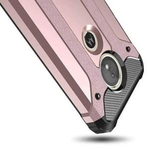 Phone Cases Shockproof Armor Silicone Phone Case For Motorola MotoE5 MotoG4 MotoG5S MotoG6 TPU Back Cover armor
