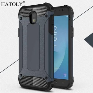 Phone Cases Heavy Armor Hard Cover Silicone Case for Samsung J5 Pro 2017 EU Version 2017