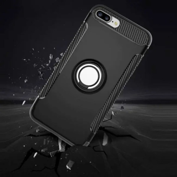 Phone Cases Shockproof Armor Case For Samsung GalaxyNote8 SamsungS8Plus SamsungS7 SamsungS6edge Car Ring Holder armor