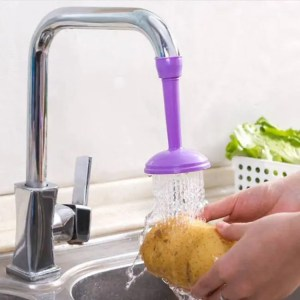 FREE SHIPPING Creative Water Saving Faucet Sprayers Adjustable Tap Filter for Kitchen Accessories