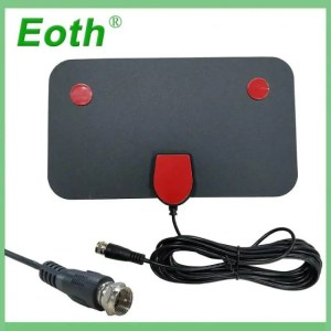 FREE SHIPPING Digital Indoor TV -DTV -HDTV Antennas Free TV Fox Aerial DVB-T DVB-T2 Surf HD Radius VHF UHF Signal Receiver Aerial DVB
