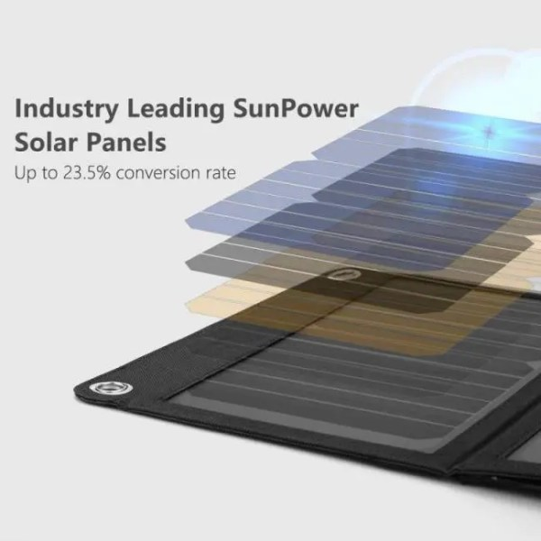 FREE SHIPPING 15W Waterproof Solar Panel Charger Mobile Power Bank for Smartphones Tablets Dual USB Ports Outdoor [tag]