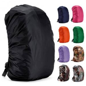 FREE SHIPPING 35 / 45L Adjustable Waterproof Dust-proof Backpack Rain Cover 600D