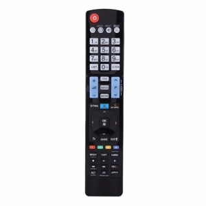 Controls Universal IR Remote Control for LG HDTV LED Smart TV control