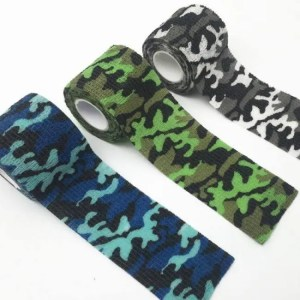 FREE SHIPPING Army Camouflage Outdoor Hunting Shooting Tool Camping