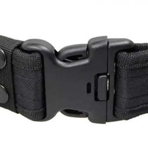 FREE SHIPPING Combat 2 Inch Canvas Duty Tactical Sport Belt with Plastic Buckle Belt